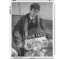 Mod & scooter  iPad Case/Skin