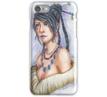 Final Fantasy X – Lulu iPhone Case/Skin