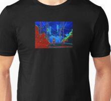 WiReDNight (Serial Experiments Lain) Unisex T-Shirt
