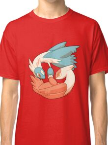 Latios and Latias Classic T-Shirt