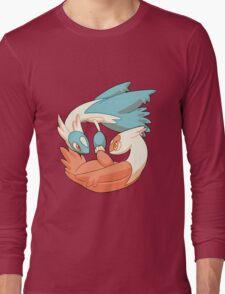 Latios and Latias Long Sleeve T-Shirt