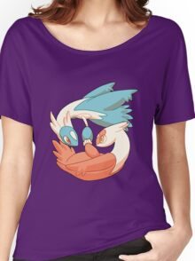 Latios and Latias Women's Relaxed Fit T-Shirt