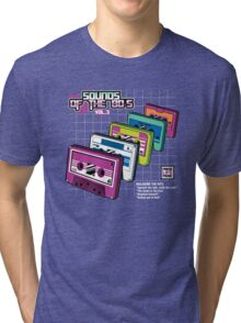 Sounds of the 80s Vol.3 Tri-blend T-Shirt
