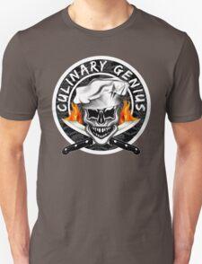 Skull Chef 6: Culinary Genius 2 Unisex T-Shirt