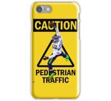 """The Catch"" Doug Baldwin iPhone Case/Skin"
