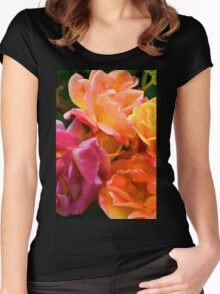 Rose 275 Women's Fitted Scoop T-Shirt