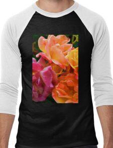 Rose 275 Men's Baseball ¾ T-Shirt