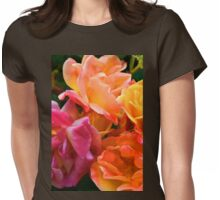 Rose 275 Womens Fitted T-Shirt