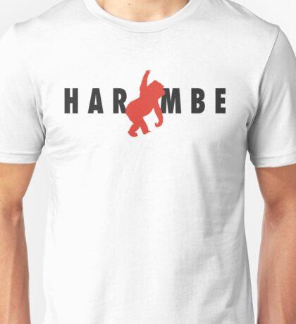 Harambe x Jumpman Unisex T-Shirt