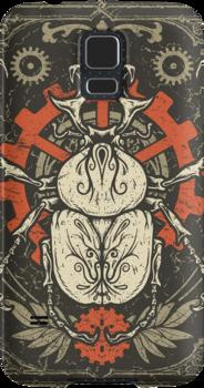 Doom Beetle 1 by cryface