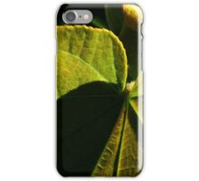 In vain iPhone Case/Skin
