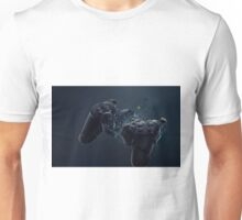 Hardcore Gamer PS4 Unisex T-Shirt