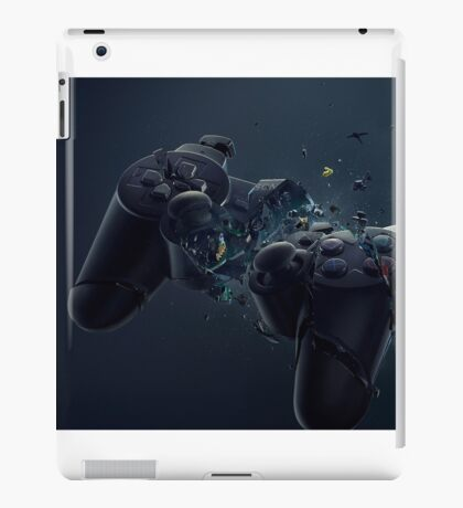 Hardcore Gamer PS4 iPad Case/Skin