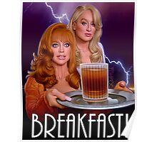 Breakfast! Poster