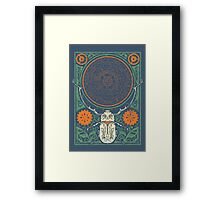 Doom Beetle 3 Framed Print