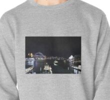 Sydney Harbour by night Pullover