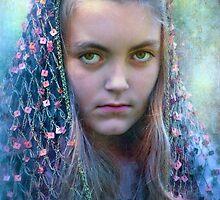 The Look of Olivia by John Rivera