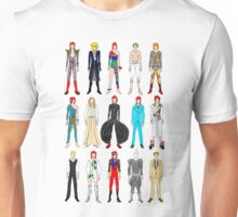 Retro Vintage Fashion 20 Unisex T-Shirt