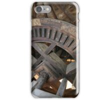 Cley Windmill machinery iPhone Case/Skin