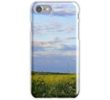Westerly Winds iPhone Case/Skin