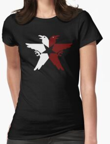 Infamous Eagles Womens Fitted T-Shirt