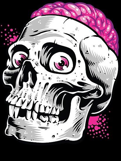 Brainy Face by cryface