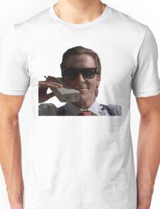 Patrick Bateman on Phone (American Psycho) Unisex T-Shirt