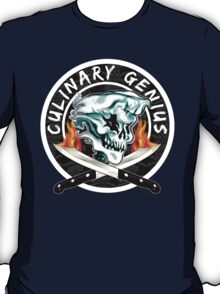 Skull Chef 8: Culinary Genius 2 T-Shirt