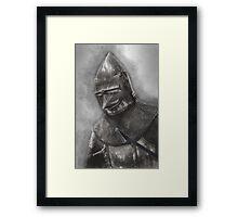 Armoured Framed Print