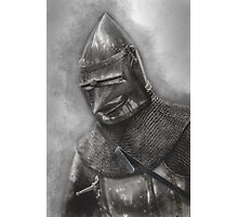 Armoured Photographic Print