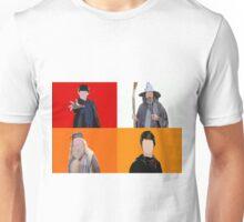 Fandom - Wizards Unisex T-Shirt