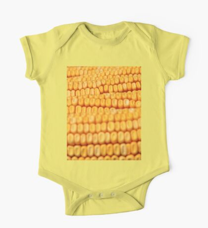 Corn - The Essence of Humanity One Piece - Short Sleeve