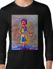 All Dressed Up Long Sleeve T-Shirt