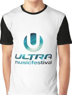 ultra music festival Graphic T-Shirt