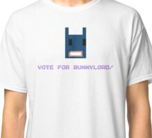 Vote for Bunnylord! Classic T-Shirt