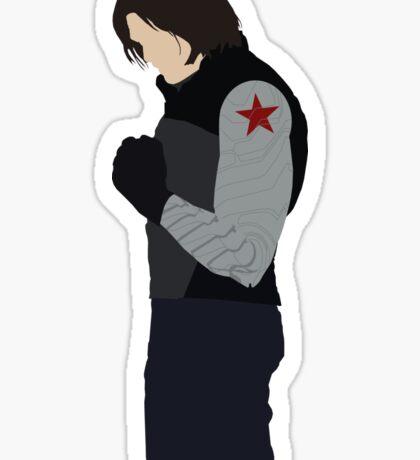 Bucky B. Sticker