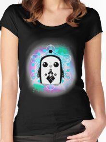 Gunter Geometry Women's Fitted Scoop T-Shirt