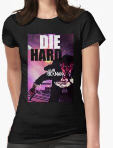 DIE HARD 6 Womens Fitted T-Shirt