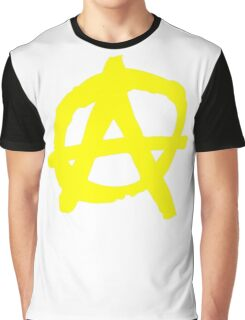 Anarcho-Capitalism Symbol Graphic T-Shirt