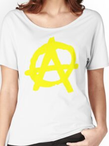 Anarcho-Capitalism Symbol Women's Relaxed Fit T-Shirt