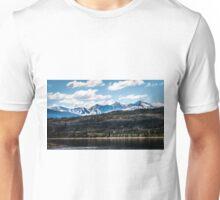 Beautiful Blue Mountains Unisex T-Shirt