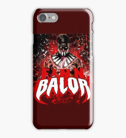 Finn Balor iPhone Case/Skin