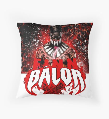 Finn Balor Throw Pillow
