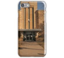 Russell County, Kansas, Courthouse iPhone Case/Skin