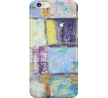 Abstract Energy iPhone Case/Skin