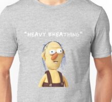 Heaving Breathing Unisex T-Shirt