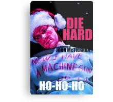 DIE HARD 7 Metal Print