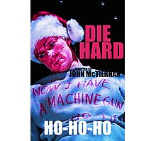 DIE HARD 7 Photographic Print