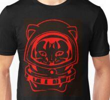 THE HOT-SHOT SPACE CAT SMARTPHONE CASE (Graffiti) Unisex T-Shirt