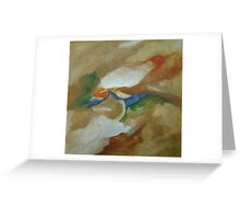 Abstract Dreams  Greeting Card